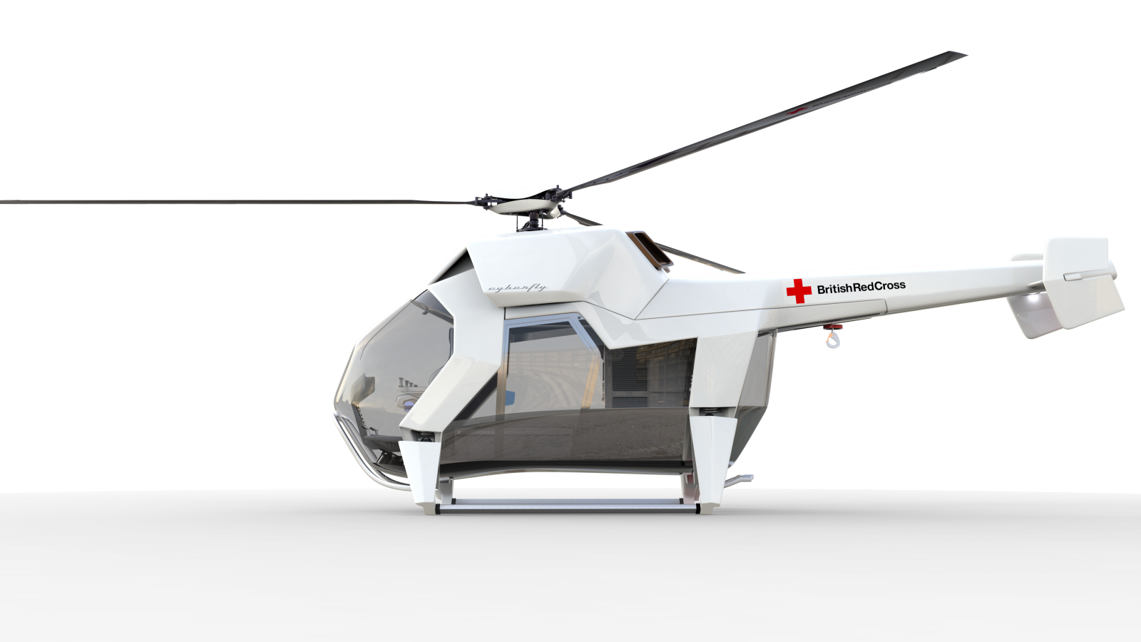 future helicoter design
