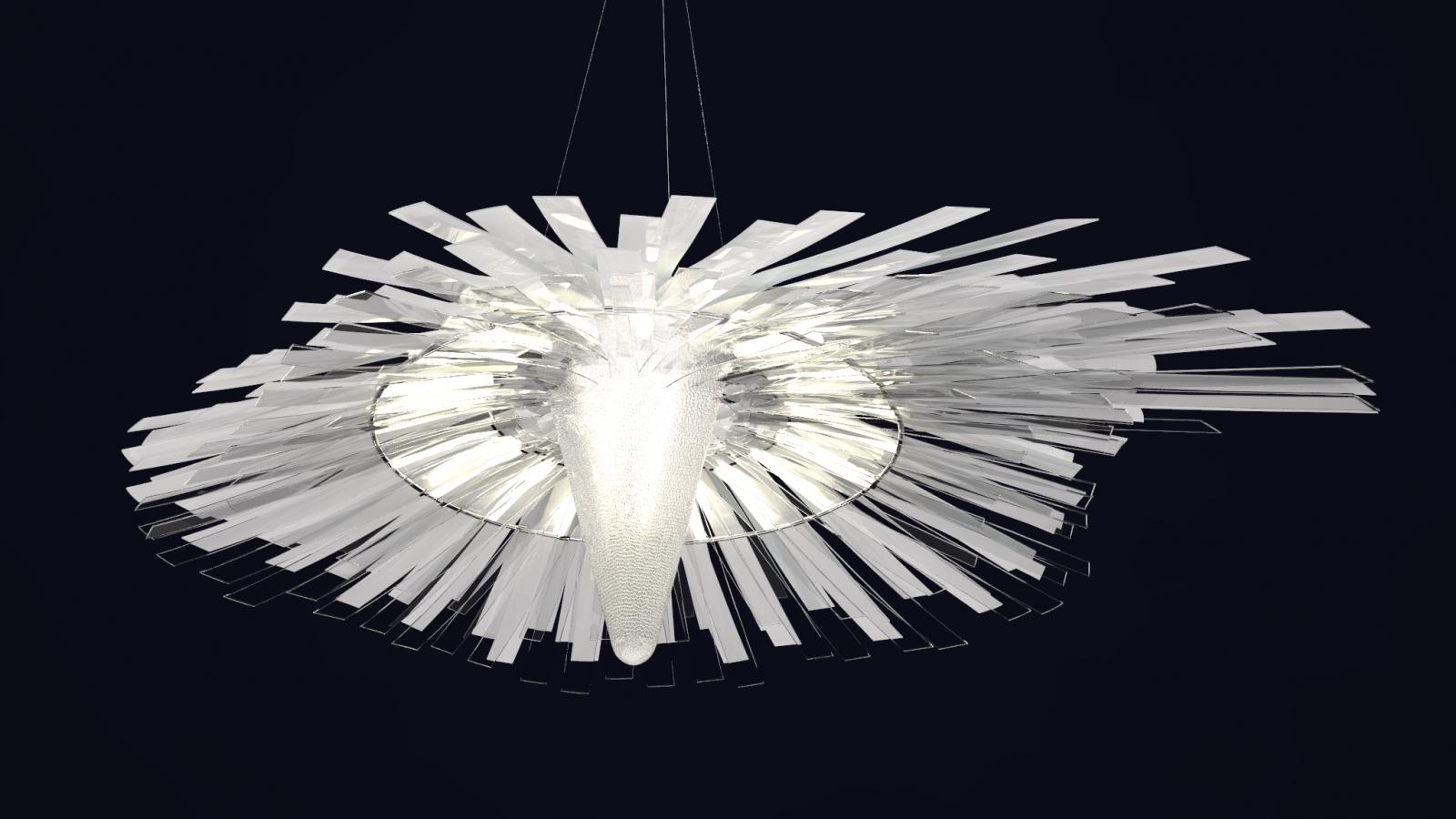 design ballet hall light 3