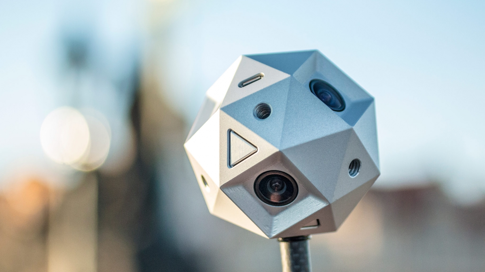 Sphericam2 360° Camera Blaton Design 360cities 6