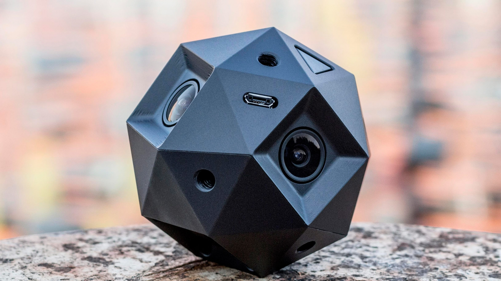 Sphericam2 360° Camera Blaton Design 360cities 3